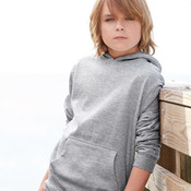 Youth Mid-weight Hooded Pullover Sweatshirt